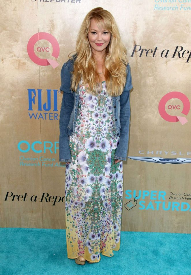 Charlotte Ross - Ovarian Cancer Research Fund Alliance's 3rd Annual Super Saturday in Santa Monica