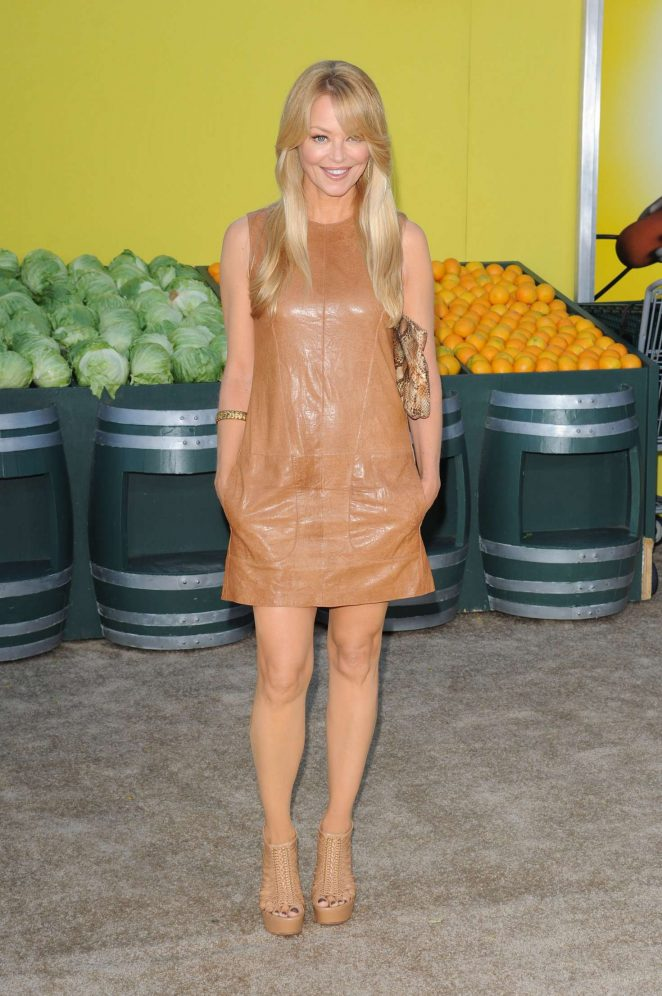 Charlotte Ross - 'Sausage Party' Premiere in Westwood