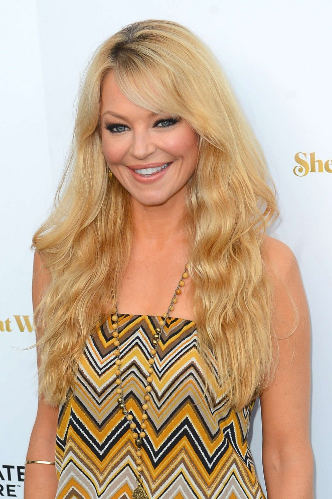 Charlotte Ross - 'She's Funny That Way' Premiere in LA