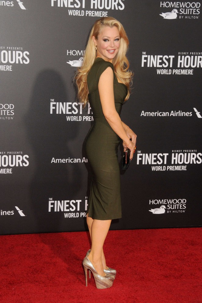Charlotte Ross: The Finest Hours LA Premiere -12