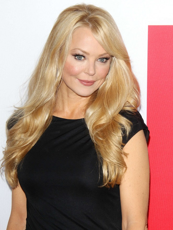 "Charlotte Ross - ""The Gunman"" Premiere in LA"