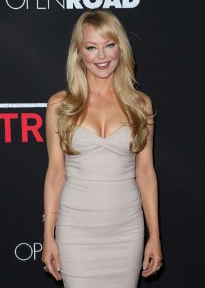 Charlotte Ross - 'Triple 9' Premiere in Los Angeles