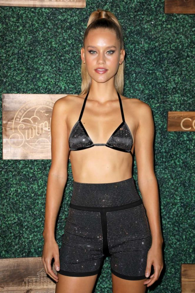 Chase Carter – 2018 Sports Illustrated Swimsuit Swim Week Party in Miami