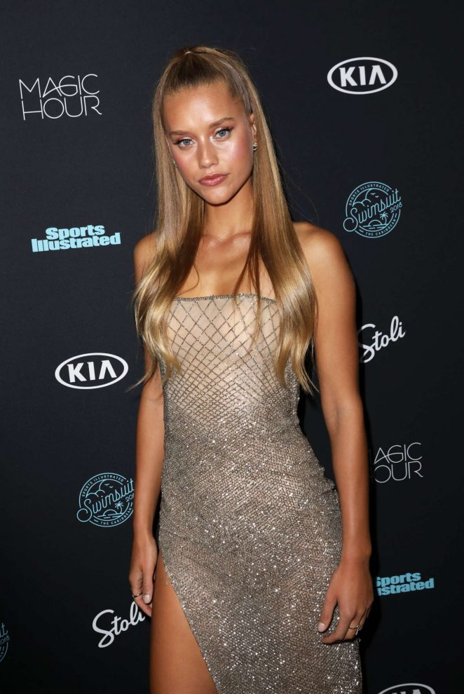 Chase Carter - Sports Illustrated Swimsuit 2018 Launch Event in NY