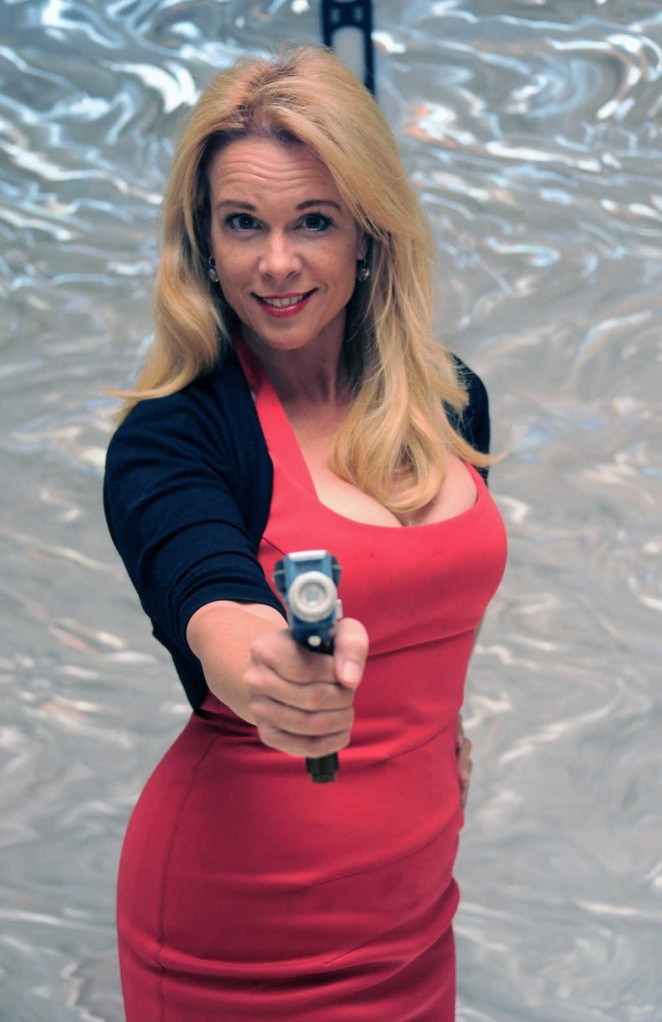 Chase Masterson: 2015 Official Star Trek Convention -03 ...