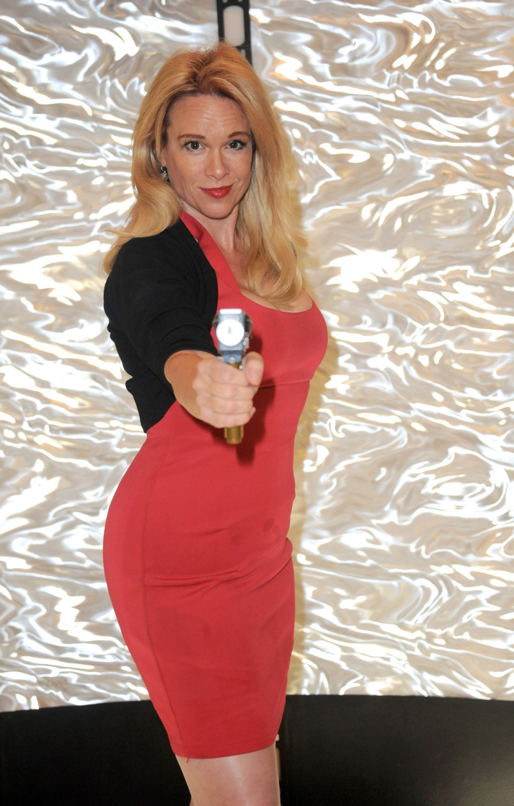 Chase Masterson: 2015 Official Star Trek Convention -04 ...