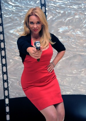 Chase Masterson - 2015 Official Star Trek Convention in Las Vegas
