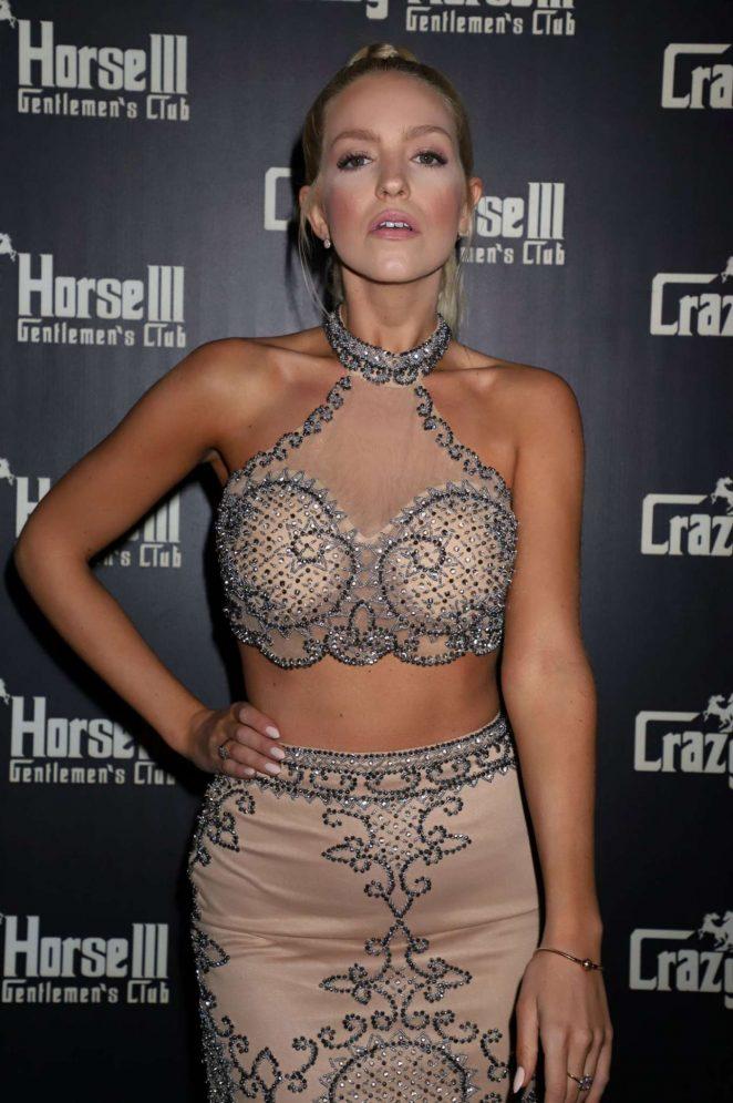 Chealse Sophia Howell - 'Hoops And Hottie' Event in Las Vegas