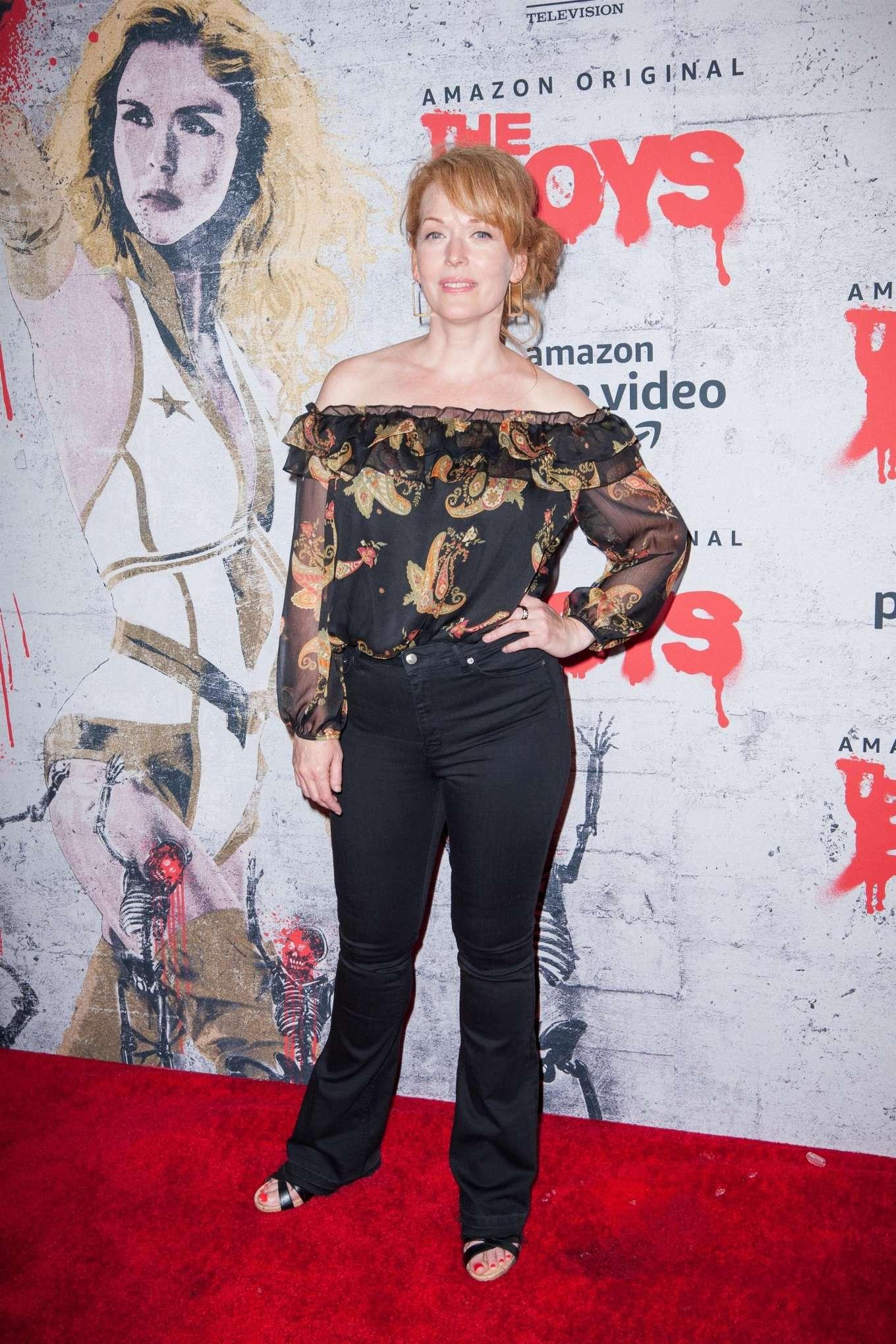 Chelah Horsdal - 'The Boys' Photocall at Comic Con San Diego 2019