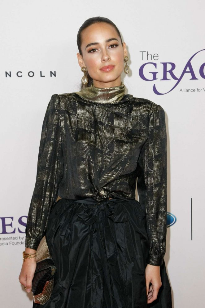 Chelsea Gilligan – 2018 Gracie Awards Gala in Beverly Hills