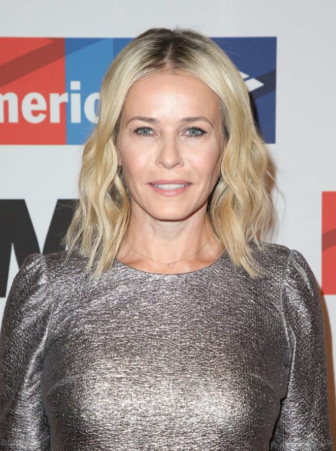 Chelsea Handler - 2017 Courage in Journalism Awards in Hollywood