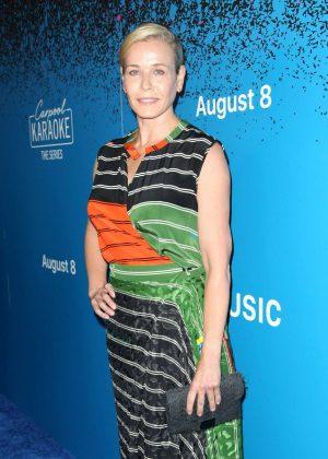 Chelsea Handler - 'Carpool Karaoke' Series Launch in Los Angeles