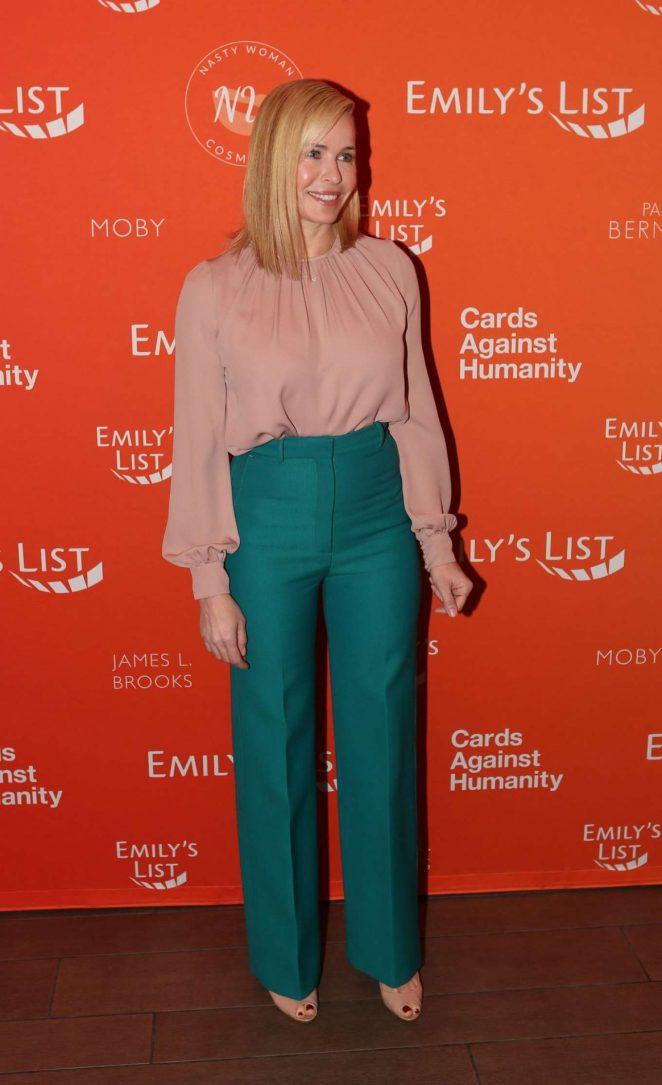 Chelsea Handler - 'Emily's List 'Run. Resist. Win' Event in Los Angeles