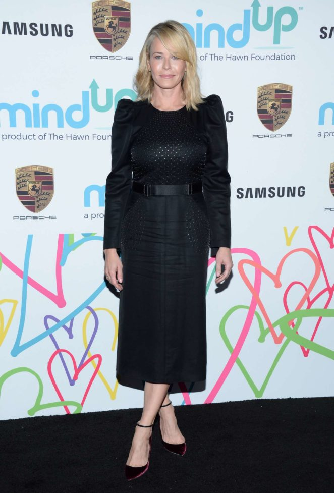 Chelsea Handler - 'Goldie's Love In For Kids' Event in Los Angeles