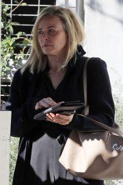 Chelsea Handler - Leaving Katsuya restaurant in LA