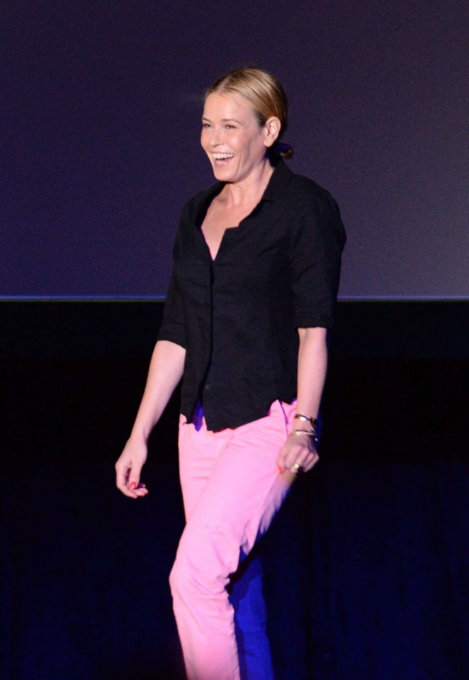 Chelsea Handler - 'Uganda Be Kidding Me' Show in the Bahamas