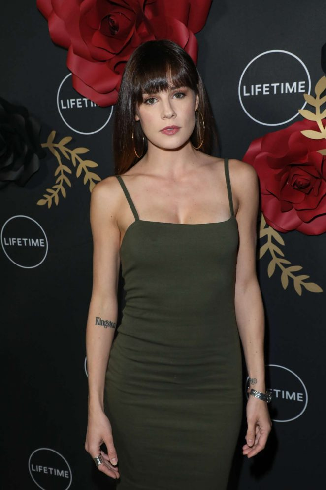 Chelsea Hobbs - 'Unreal' and 'Mary Kills People' Lifetime Party in LA