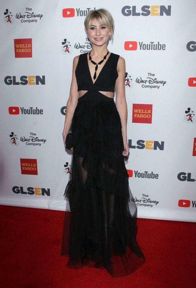 Chelsea Kane – 2017 GLSEN Respect Awards in Los Angeles