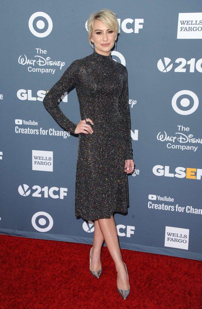 Chelsea Kane – 2018 GLSEN Respect Awards in Los Angeles