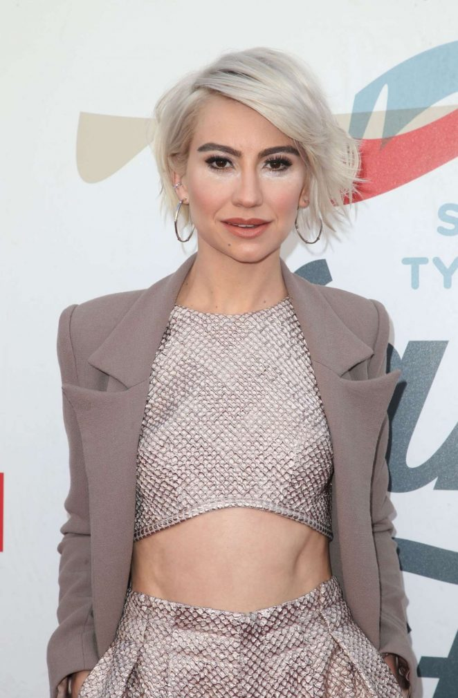 Chelsea Kane – Inaugural Janie's Fund Gala and Grammy Party in LA