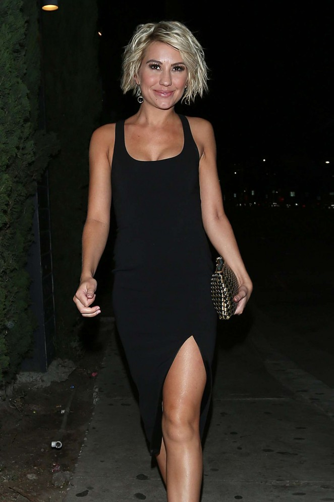 Chelsea Kane - Leaving Greystone Manor in Los Angeles