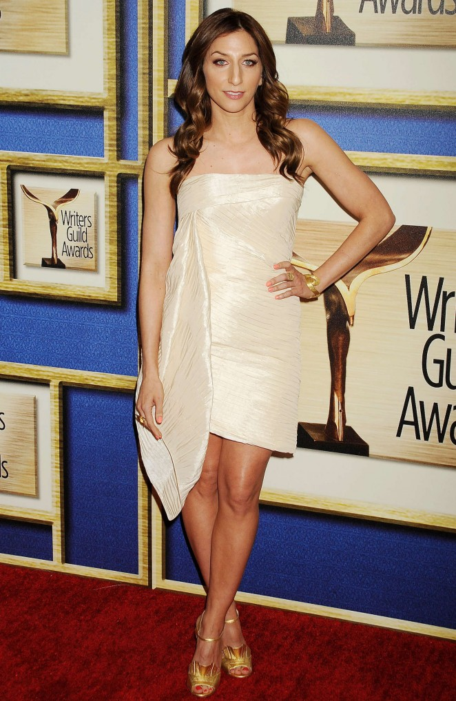 Chelsea Peretti - 2015 Writers Guild Awards LA in Century City
