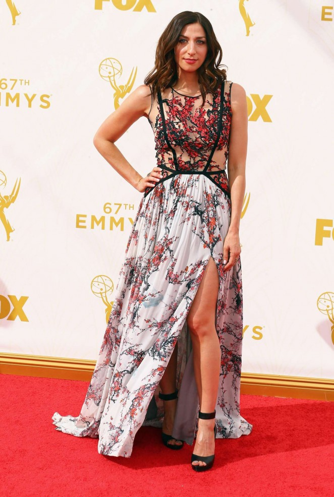 Chelsea Peretti - 2015 Primetime Emmy Awards in LA
