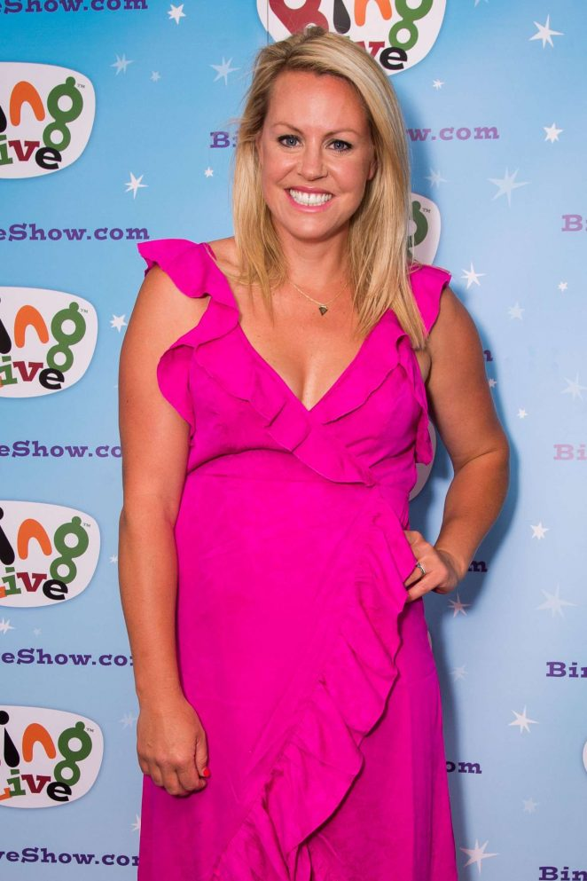 Chemmy Alcot - Bing Live UK Tour Gala Event in London