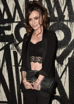 Cher Lloyd at Craig's Restaurant in West Hollywood