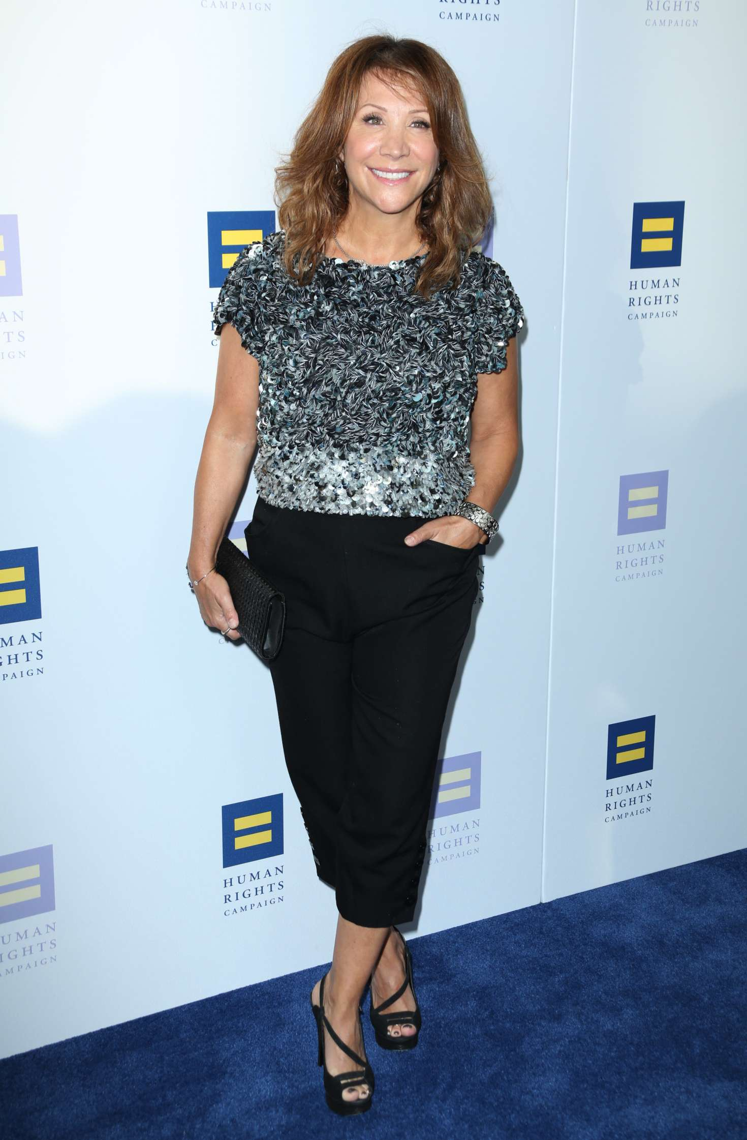 Cheri Oteri Human Rights Campaign Gala Dinner Los Angeles