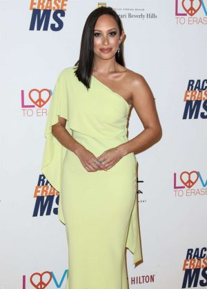 Cheryl Burke - 2018 Race to Erase MS Gala in Los Angeles