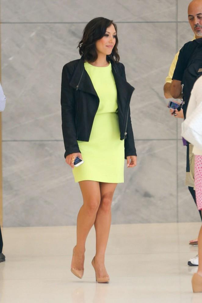 Cheryl Burke in Mini Dress -11