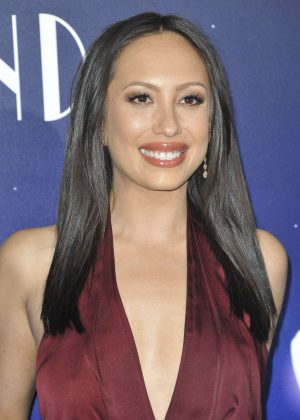 Cheryl Burke - 'LA LA Land' Premiere in Los Angeles