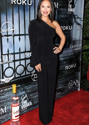 Cheryl Burke - MAXIM Magazine's Official Halloween Party in Beverly Hills