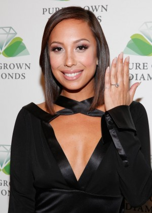 Cheryl Burke - Pure Grown Diamonds at Pre-Oscar Party in LA