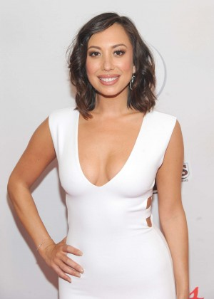 Cheryl Burke - Red Nose Day Charity Event in NYC