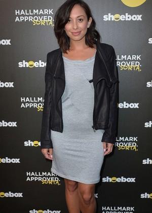 Cheryl Burke - Shoebox's 29th Birthday Celebration in Hollywood