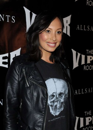 Cheryl Burke - The Official Viper Room Re-Launch Party in West Hollywood