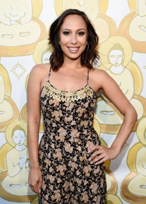 Cheryl Burke - Wanderlust Hollywood Grand Opening in LA