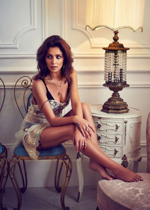 Cheryl Cole: 2016 calendar-04  Cheryl Cole