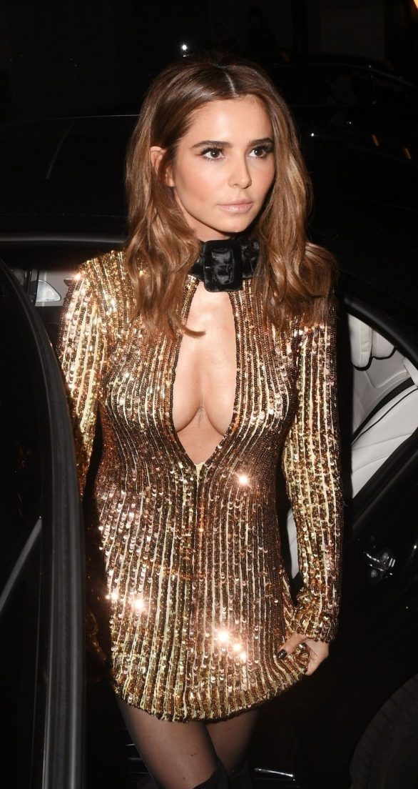 Cheryl Cole - 2019 Attitude Awards at The Roundhouse in London