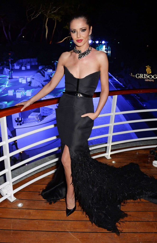 Cheryl Cole - De Grisogono Party 2015 in Cannes