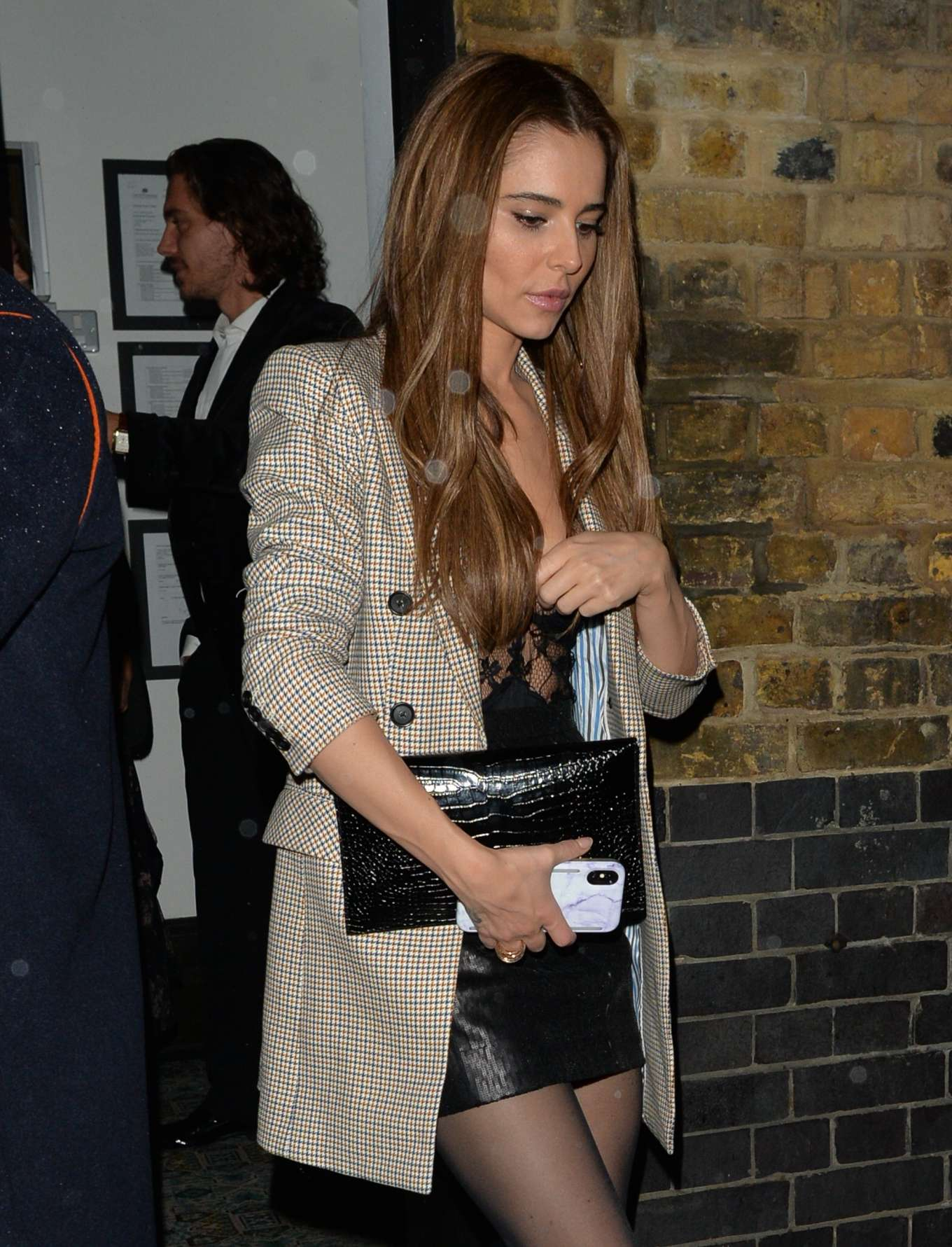 Cheryl Cole 2019 : Cheryl Cole – Leaving Chiltern Firehouse-01