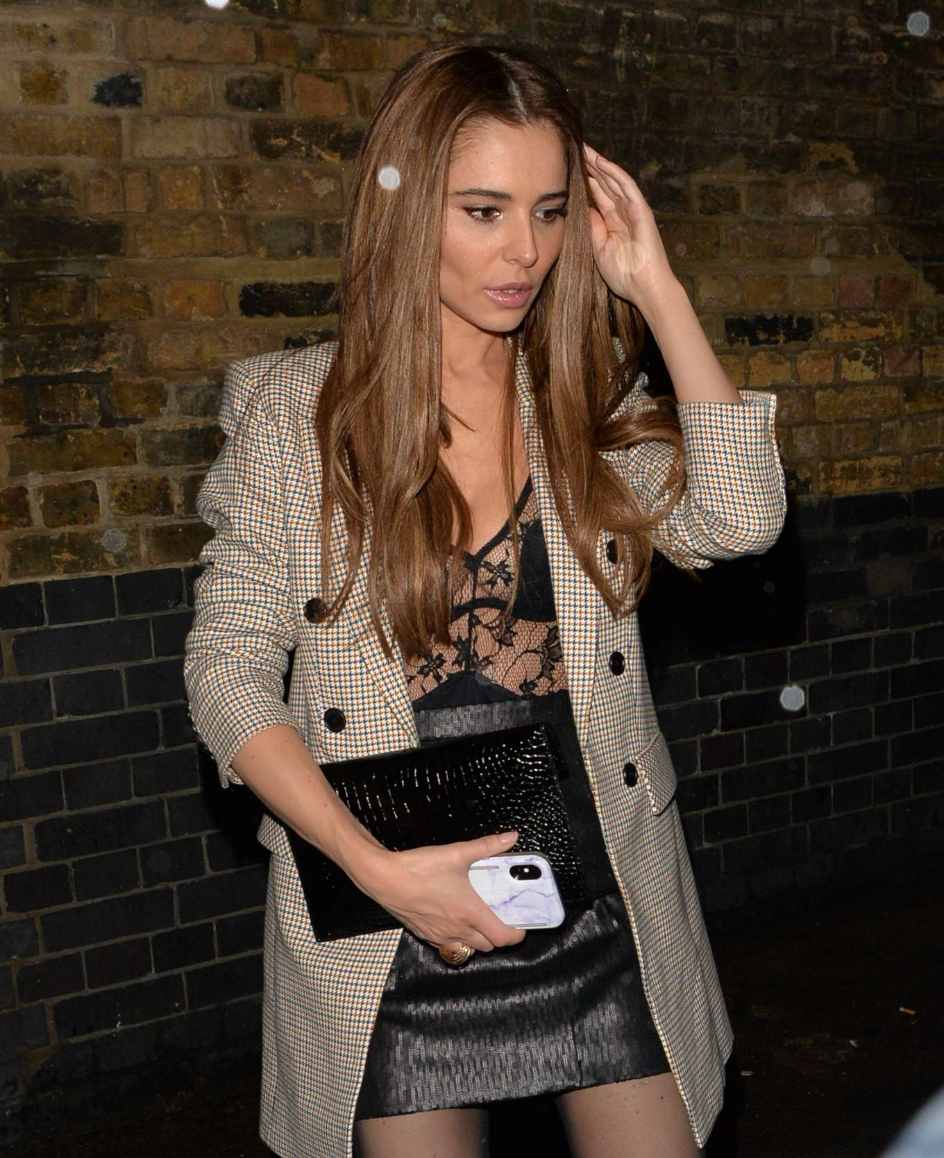 Cheryl Cole – Leaving Chiltern Firehouse-12