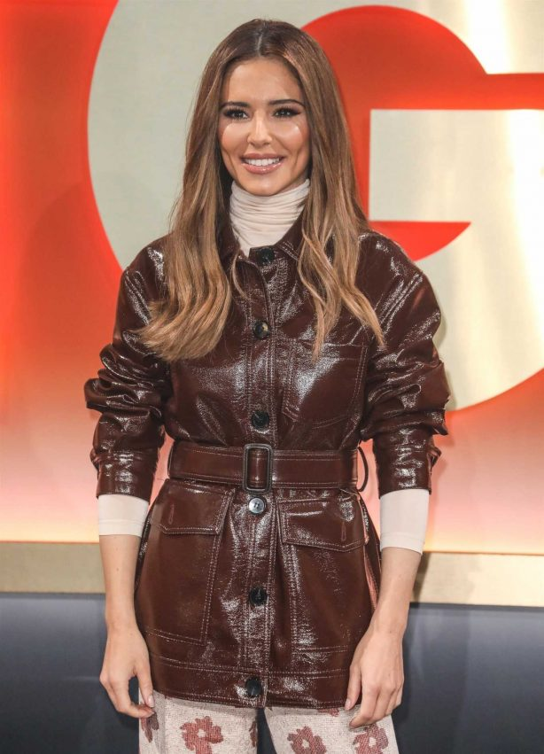 Cheryl Cole - 'The Greatest Dancer' TV show in London
