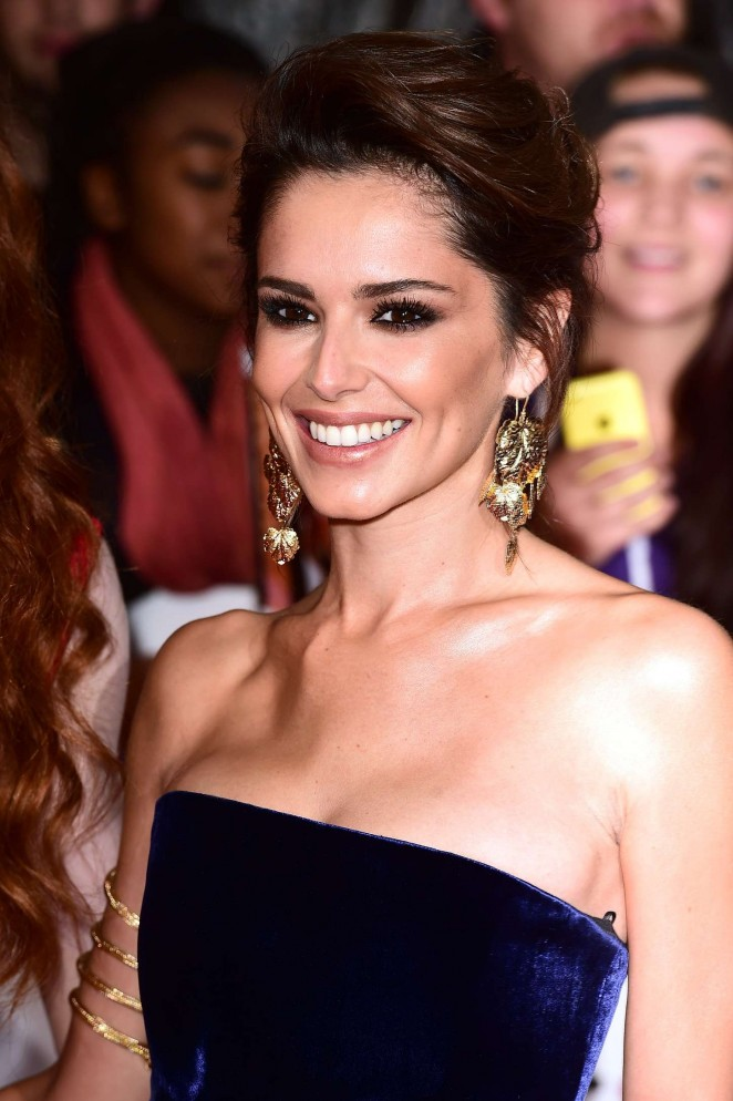 Cheryl Fernandez-Versini: 2015 Pride of Britain Awards -03
