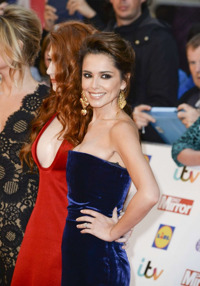 Cheryl Fernandez-Versini: 2015 Pride of Britain Awards -06