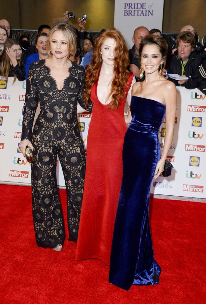 Cheryl Fernandez-Versini: 2015 Pride of Britain Awards -10