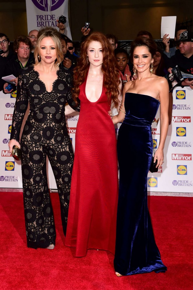 Cheryl Fernandez-Versini: 2015 Pride of Britain Awards -15