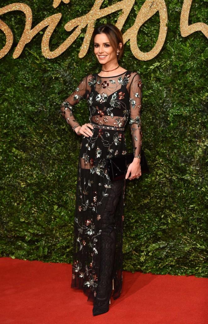 Cheryl Fernandez-Versini: British Fashion Awards 2015 -04
